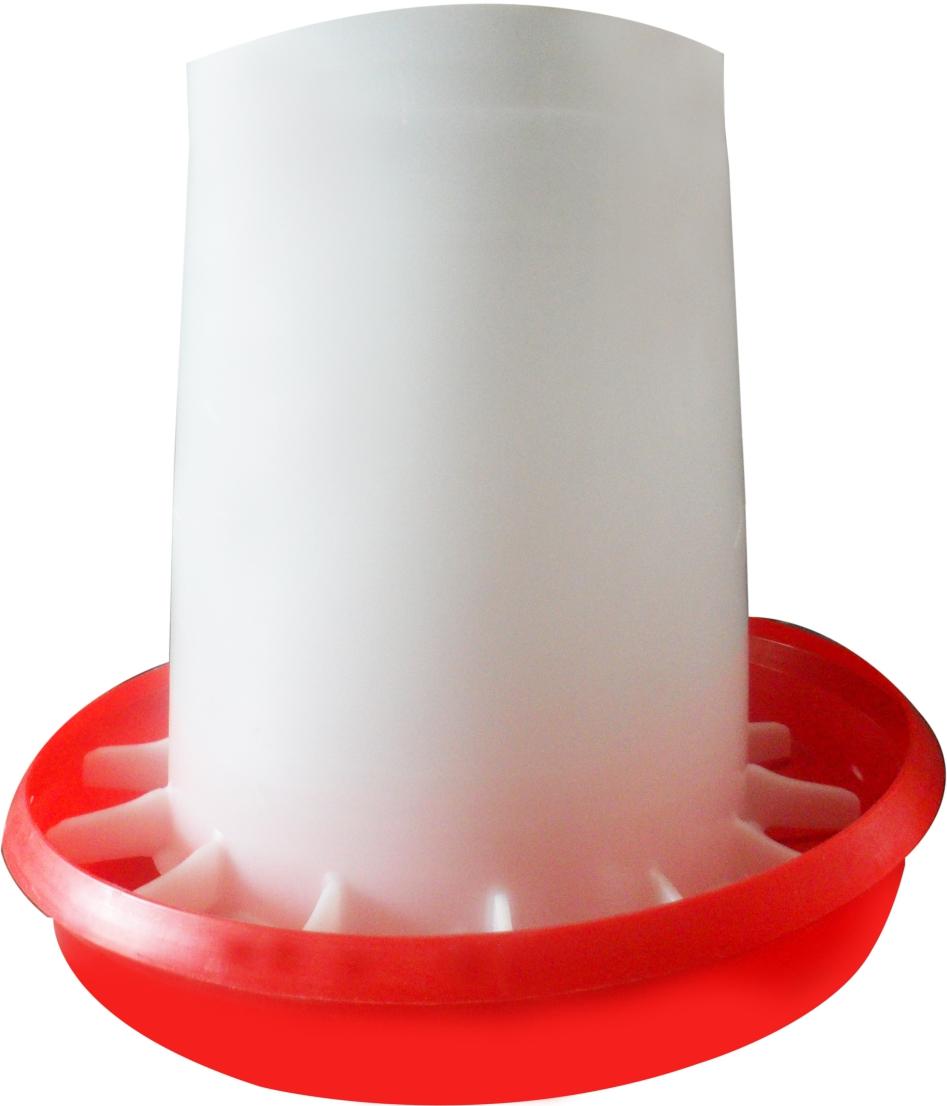 تجهیزات پرورش مرغ رسمی / دانخوری در پرورش مرغ رسمی تخمگذار